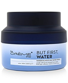 But First, Water Immersive Moisture Night Cream