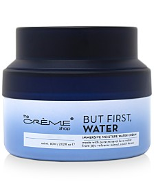 The Crème Shop But First, Water Immersive Moisture Night Cream