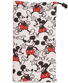 Sunglass Hut Collection Mickey Mouse Microfiber Pouch, AHU001AMB
