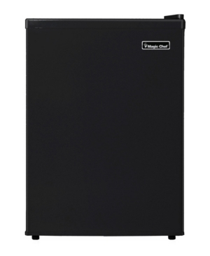 Magic Chef 2.4 Cubic Feet Mini Refrigerator with Half-Width Freezer Compartment