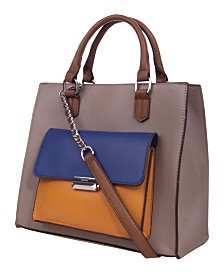 BCBGeneration Sienna Satchel Bag