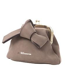 BCBGeneration Bonnie Kiss Lock Bucket Bag