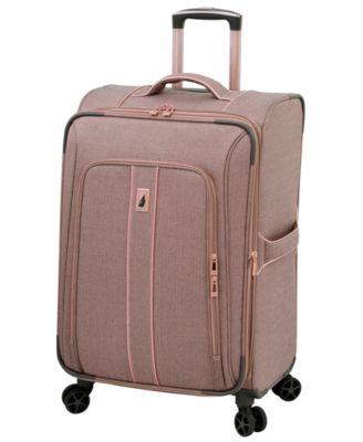 "Newcastle Softside 24"" Spinner Suitcase"