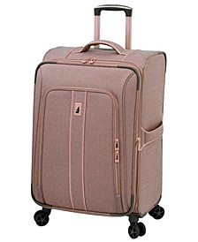 "Newcastle Softside 24"" Spinner Suitcase"