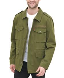 Levi's® Men's 4-Pocket Logo-Print Field Jacket