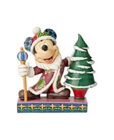 Jim Shore Mickey Father Christmas