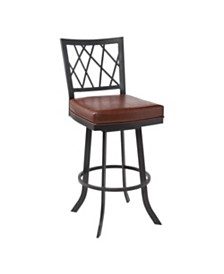 Giselle Counter Stool, Quick Ship