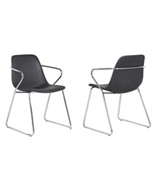 Colton Dining Chair, Quick Ship (Set of 2)