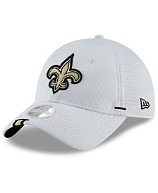 New Era Women's New Orleans Saints 2019 Training 9TWENTY Strapback Cap