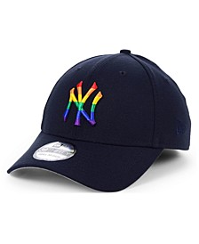 New York Yankees Pride 39THIRTY Stretch Fitted Cap