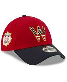 New Era Washington Nationals Stars and Stripes 39THIRTY Cap