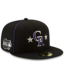 Colorado Rockies All Star Game Patch 59FIFTY Cap