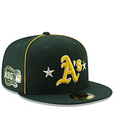 New Era Oakland Athletics All Star Game Patch 59FIFTY Cap