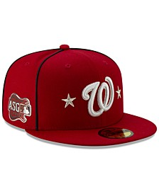 Washington Nationals All Star Game Patch 59FIFTY Cap