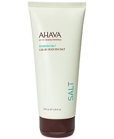 Ahava Liquid Dead Sea Salt, 6.8 oz