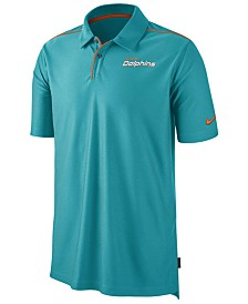 Nike Men's Miami Dolphins Team Issue Polo