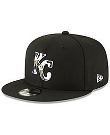 Kansas City Royals Camo Trim 9FIFTY Cap
