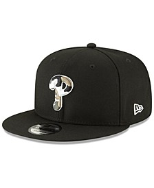 Philadelphia Phillies Camo Trim 9FIFTY Cap