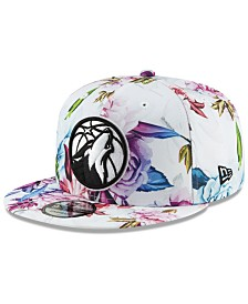 New Era Minnesota Timberwolves Funky Floral 9FIFTY Cap