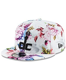 New Era Washington Wizards Funky Floral 9FIFTY Cap