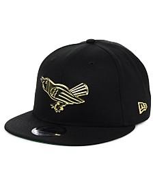 New Era Baltimore Orioles Coop O'Gold 9FIFTY Cap