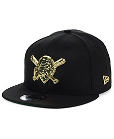 New Era Pittsburgh Pirates Coop O'Gold 9FIFTY Cap