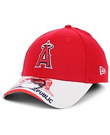 New Era Los Angeles Angels Flag 39THIRTY Cap