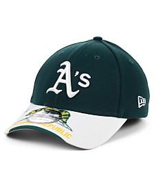 New Era Oakland Athletics Flag 39THIRTY Cap