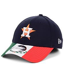 New Era Houston Astros Flag 39THIRTY Cap
