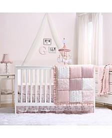 Grace 4-Piece Crib Bedding Set