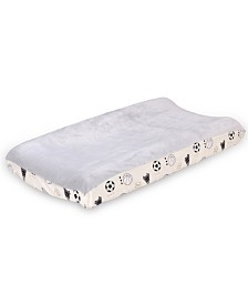The Peanutshell Sports League Changing Pad Cover