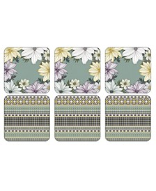 Atrium Coasters, Set of 6