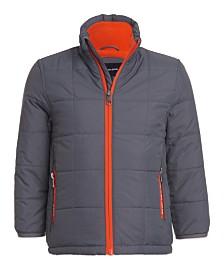 Calvin Klein Big Boys Fleece-Lined Jacket