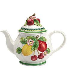 Villeroy & Boch Serveware, French Garden Figural Teapot