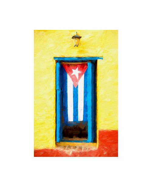 "Trademark Global Philippe Hugonnard National Colors Canvas Art - 15.5"" x 21"""