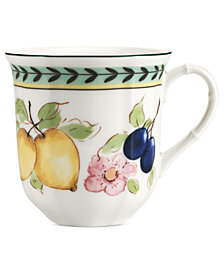 Villeroy & Boch Dinnerware, French Garden Menton Mug