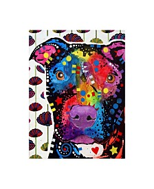 "Dean Russo Mortar Canvas Art - 36.5"" x 48"""