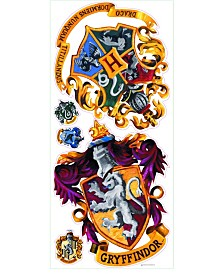 York Wallcoverings Harry Potter - Crest Peel and Stick Giant Wall Decal