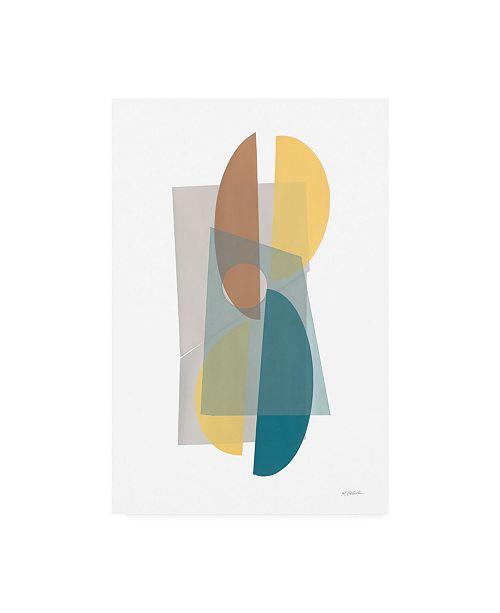 """Trademark Global Mike Schick Transparent Canvas Art - 36.5"""" x 48"""""""