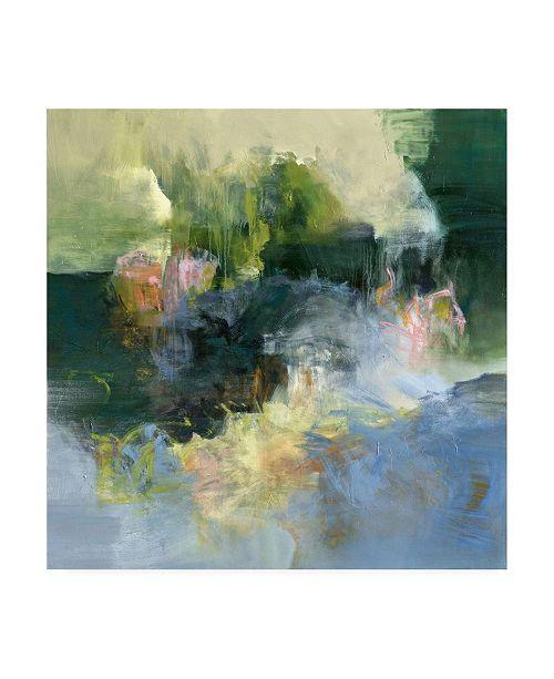 "Trademark Global Emilia Aran Kache Mer Canvas Art - 15.5"" x 21"""
