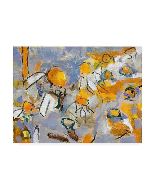 """Trademark Global Per Ander You are the Sunshine of My Life Canvas Art - 15.5"""" x 21"""""""