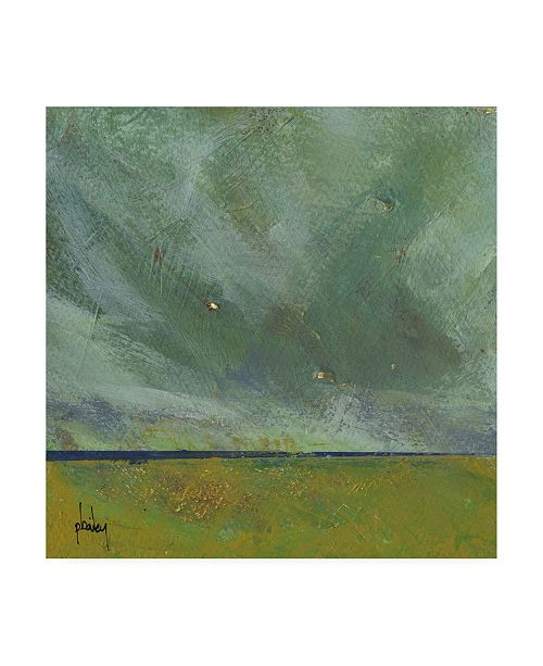 "Trademark Global Paul Baile Midland Emptiness Canvas Art - 19.5"" x 26"""