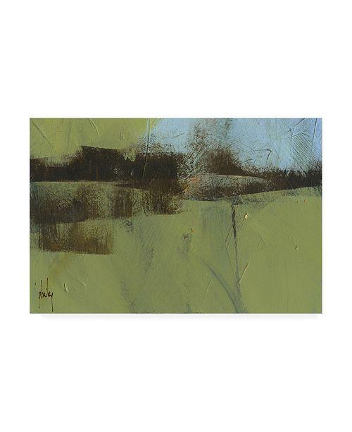 "Trademark Global Paul Baile Road Again Canvas Art - 36.5"" x 48"""