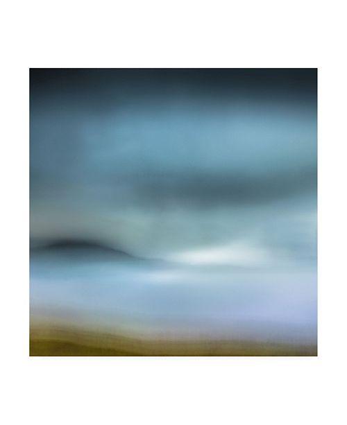 "Trademark Global Lynne Dougla Watercolour Memories Canvas Art - 19.5"" x 26"""
