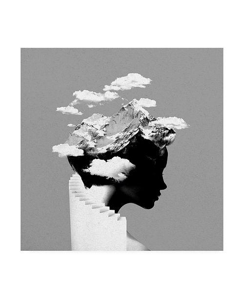 """Trademark Global Robert Farka Its a Cloudy Day Canvas Art - 19.5"""" x 26"""""""