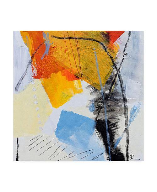 "Trademark Global Ira Ivanov Ira Ivanov Paint Expression Study 18 Canvas Art - 15.5"" x 21"""