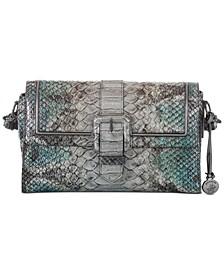 Lana Folkand Leather Shoulder Bag