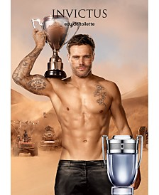 Paco Rabanne Men's Invictus Eau de Toilette Fragrance Collection