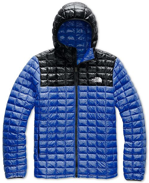 The North Face Men's ThermoBall™ Puffer Hooded Jacket
