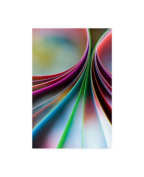 "Trademark Global Mazin Alrasheed Alzain Emerge Canvas Art - 20"" x 25"""